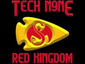 Tech N9ne- Red Kingdom